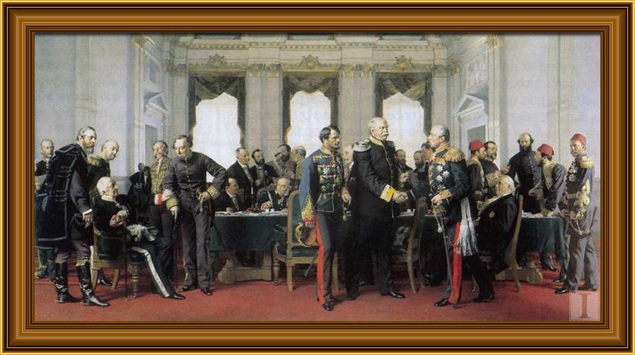 Imagini pentru Tratatul de la Berlin din 1878.
